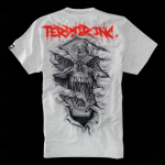 Triko PitBull West Coast TERROR SKULL